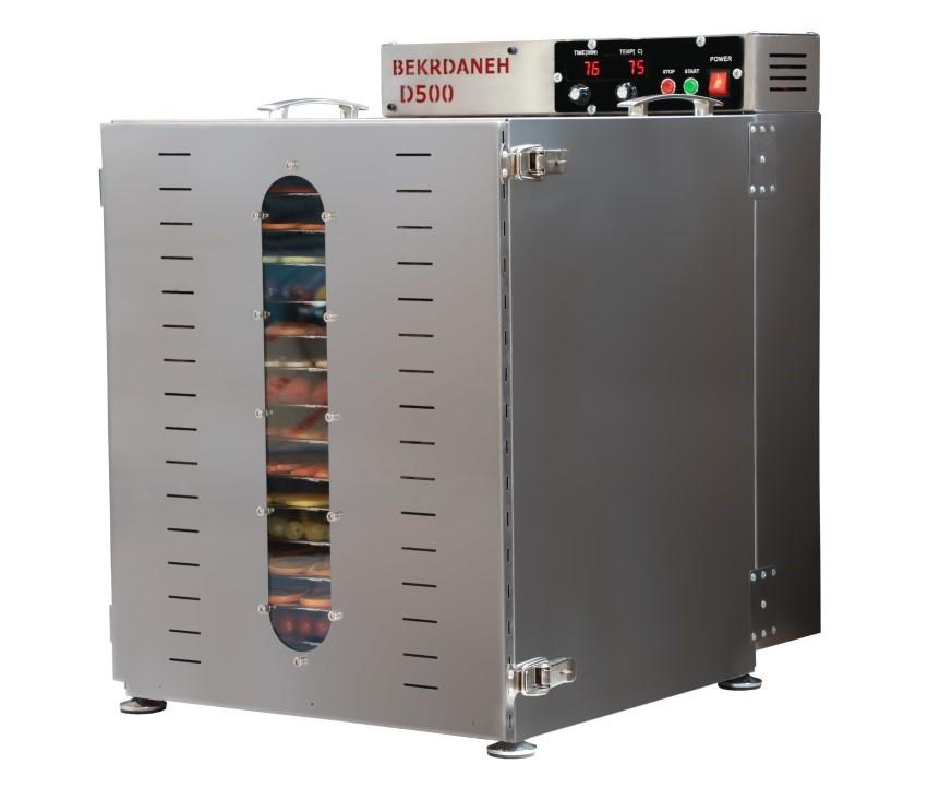 Bekrdaneh D500 Dehydrator
